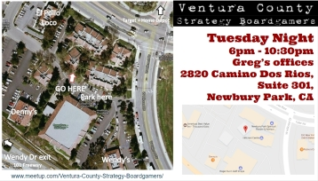 Newbury Park Tuesday's at Gregs
