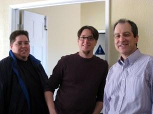 Matthew, Sudro, and Bob.