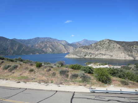 It was good to see Pyramid Lake so full.
