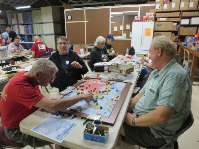 Eric, Karl, and Greg with another game of T&T
