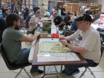 Combat Commander Pacific hitting the table