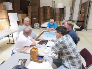 Gene, Chris, Eric, Doug, Dave, and Jerry discuss the new design from Jerry