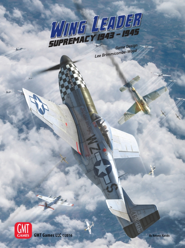 Wing Leader Supremacy 1943-45 box cover