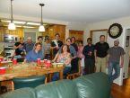 Xmas party at Ted's
