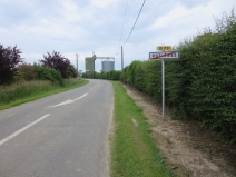The road to Mametz