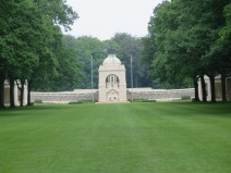 South African Memorial at Delvile Wood