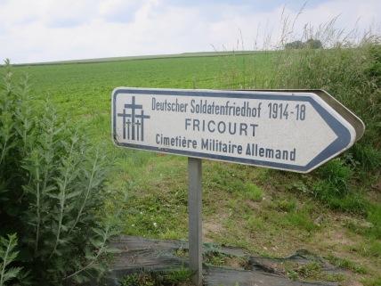 Fricourt German Cemetery