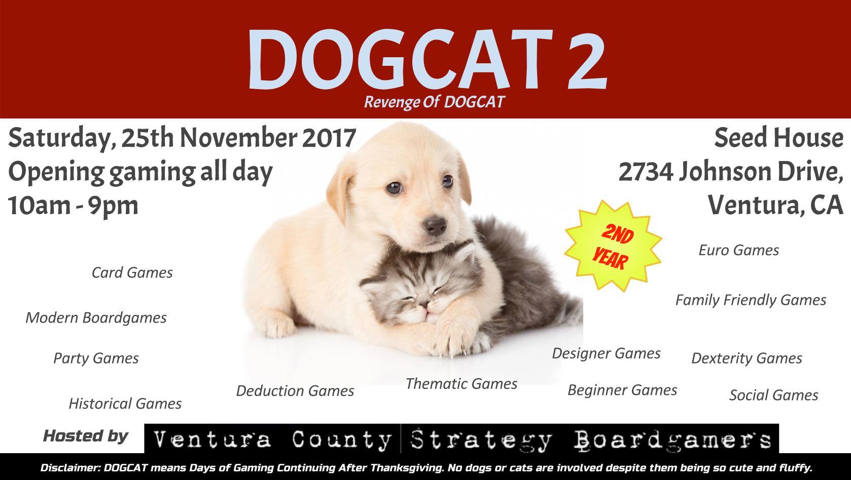 DOGCAT 2017