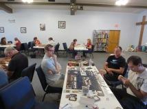 Battlestar Galactica game 1