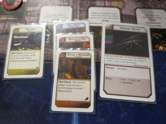 The sum of the card in BSG was zero, due to Red Tape