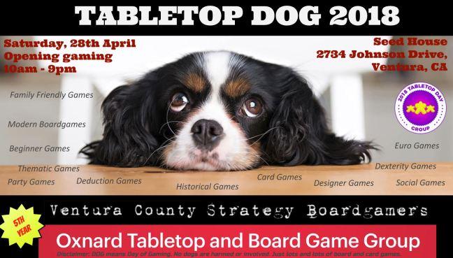 TableTop DOG