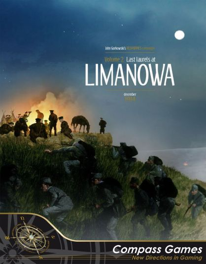 Red Poppies Campaigns volume 2: Last Laurels at Limanowa